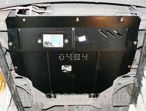 Защита двигателя Renault Trafic 2 - фото №9