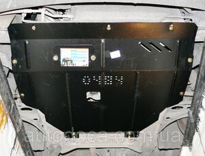 Захист двигуна Nissan Primastar - фото №10