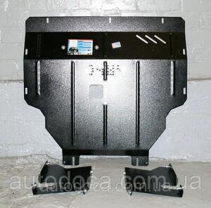 Защита двигателя Renault Trafic 2 - фото №8
