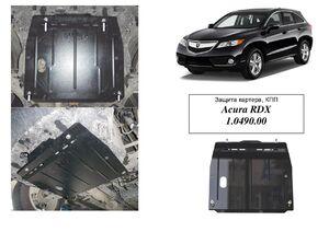 Защита двигателя Acura RDX - фото №8