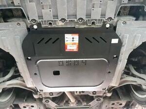Захист двигуна Opel Meriva B - фото №3