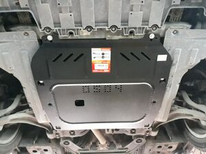 Защита двигателя Opel Astra GTC - фото №3