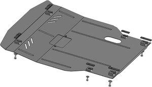 Защита двигателя Daewoo Gentra - фото №1