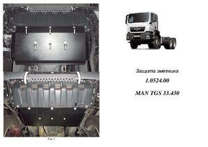 Защита двигателя MAN TGS 33.360 6х4 - фото №1