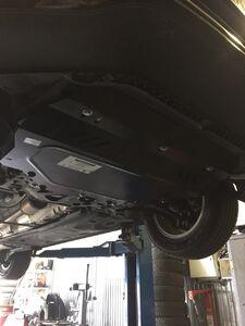 Захист двигуна Volkswagen Passat B8 - фото №9