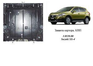 Захист двигуна Suzuki SX-4 S-cross - фото №1