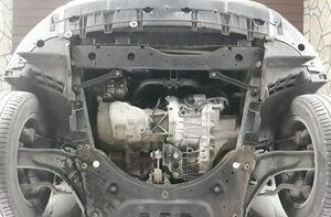 Захист двигуна Renault Kadjar - фото №3
