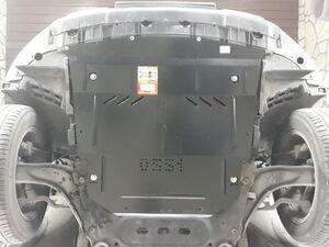 Захист двигуна Renault Kadjar - фото №2