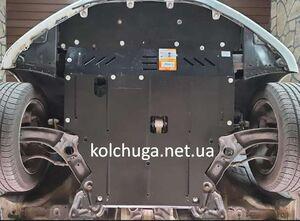 Защита двигателя Hyundai Elantra 5 MD - фото №2