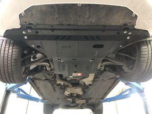 Захист двигуна Audi A5 B8 - фото №5