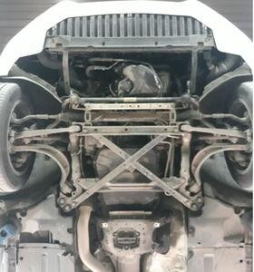 Захист двигуна Audi A5 B8 - фото №4