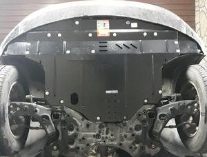 Защита двигателя Kia Sorento 3 - фото №2