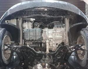 Захист двигуна Kia Sorento 3 - фото №3