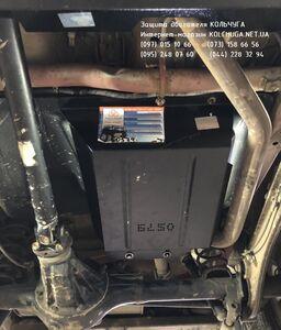 Защита двигателя Suzuki Jimny JB - фото №12