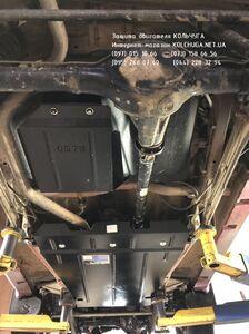 Защита двигателя Suzuki Jimny JB - фото №11