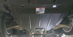 Захист двигуна Ford Mondeo 5 - фото №3