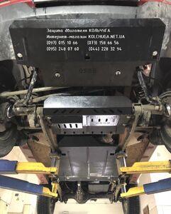 Защита двигателя Suzuki Jimny JB - фото №7