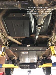 Защита двигателя Suzuki Jimny JB - фото №8