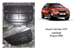 Peugeot 2008 (1-е покоління)