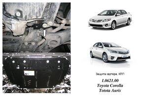 Защита двигателя Toyota Auris E150 - фото №1