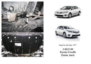 Защита двигателя Toyota Auris E180 - фото №1