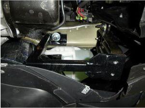 Захист двигуна Volkswagen Golf 7 - фото №6