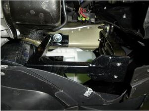 Защита двигателя Volkswagen Passat B8 - фото №7
