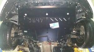 Защита двигателя Seat Ibiza 3 - фото №9
