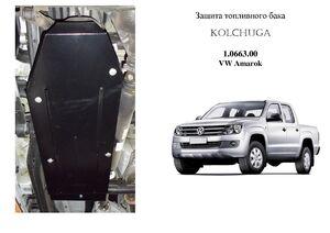 Защита двигателя Volkswagen Amarok - фото №3