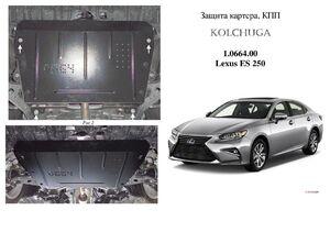Защита двигателя Lexus ES 250 - фото №1