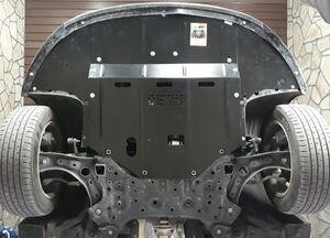 Захист двигуна Kia Optima 4 - фото №2