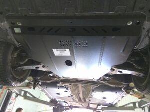 Захист двигуна Volvo V40 - фото №7