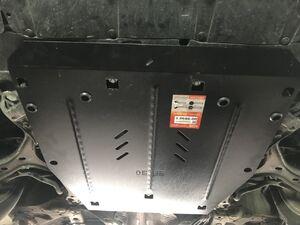 Защита двигателя Honda Civic 9 4D седан - фото №2