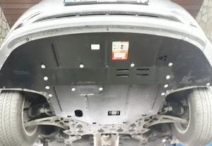 Защита двигателя Hyundai Sonata 7 LF - фото №2