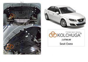 Защита двигателя Seat Exeo - фото №1