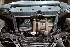 Защита двигателя Toyota RAV4 Hybrid - фото №3