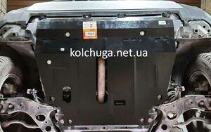 Защита двигателя Toyota RAV4 4 - фото №2