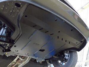 Защита двигателя Kia Rio 5 - фото №5