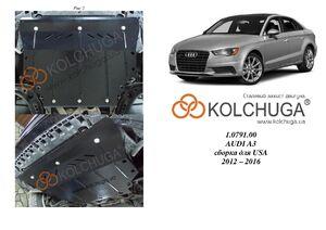 Защита двигателя Audi A3 8V - фото №1