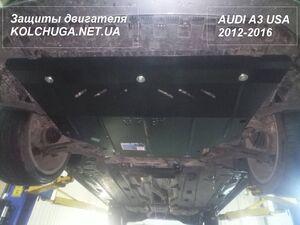 Защита двигателя Audi A3 8V - фото №2