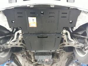 Защита двигателя Mercedes-Benz GL X164 - фото №2