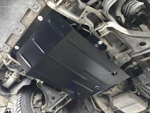 Защита двигателя Opel Omega B - фото №3