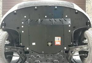 Защита двигателя Hyundai i-30 (3-ее поколение) - фото №2
