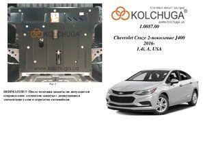 Защита двигателя Chevrolet Cruze 2 - фото №1