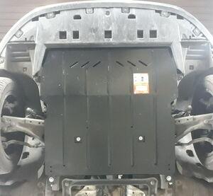 Защита двигателя Citroen Berlingo 3 - фото №2