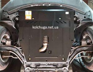 Защита двигателя Nissan Rogue T32 USA - фото №12