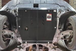 Защита двигателя Honda CR-V 3 - фото №2