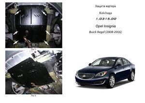 Защита двигателя Buick Regal 5 - фото №1