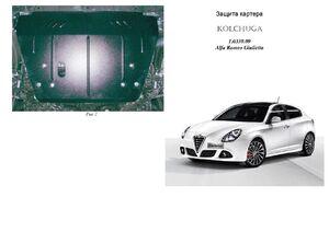 Защита двигателя Alfa Romeo Giulietta - фото №1