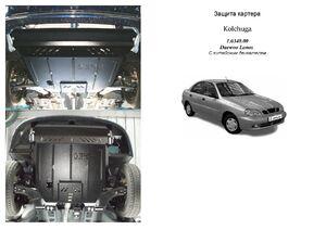 Защита двигателя Daewoo Lanos - Фото №4